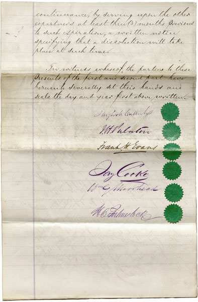 Bubbles, Panics & Crashes – Historical Collections – Harvard ...
