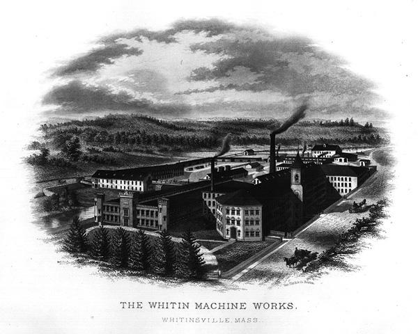 whitin machine works