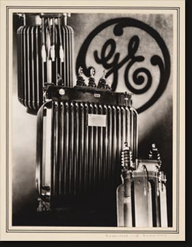 General Electric distribution transformer