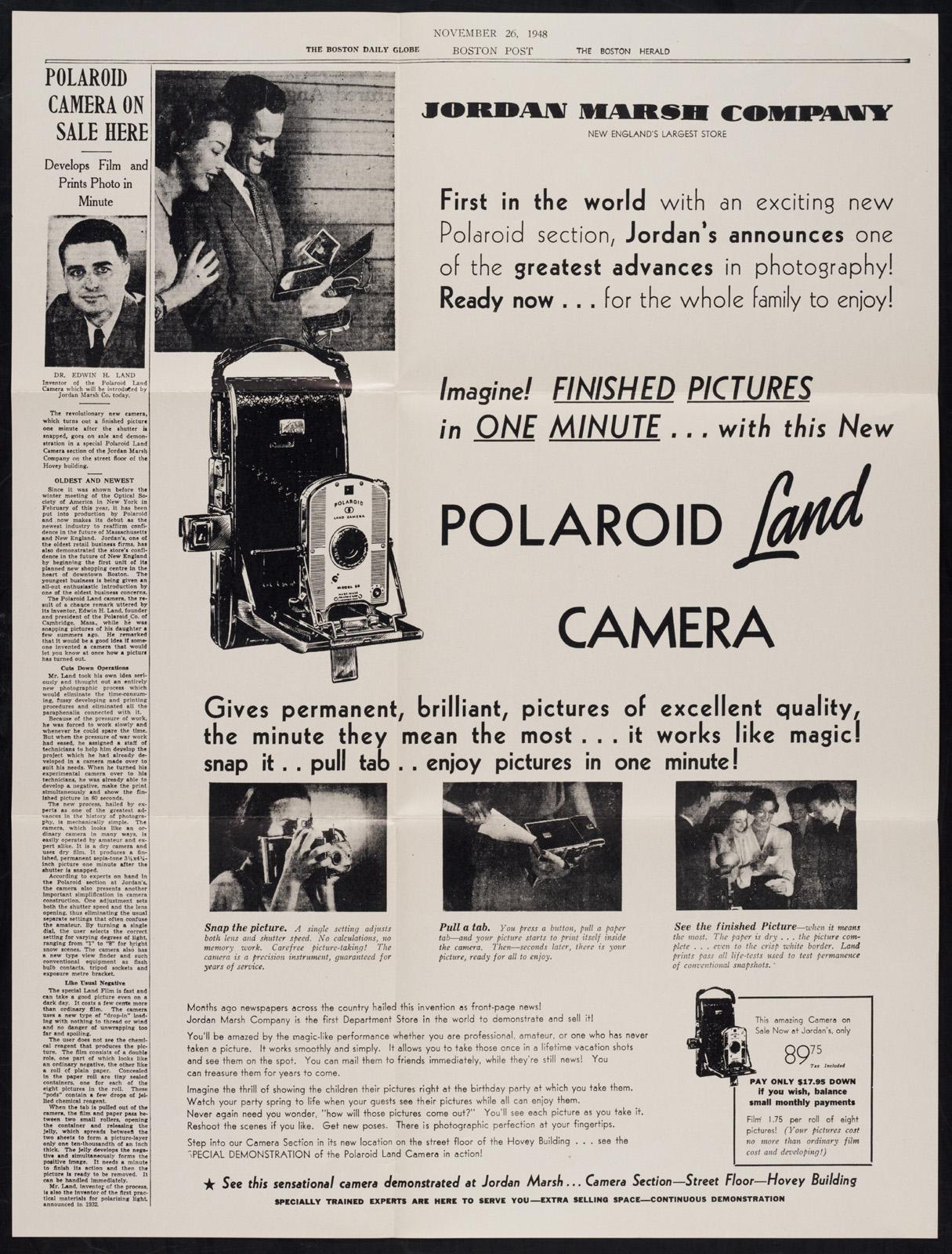 Polaroid   Harvard Business School: Invention of the Polarizer