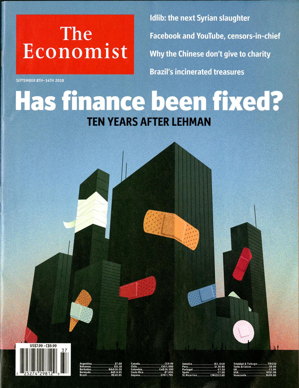 Top 10 Punto Medio Noticias | The Collapse Of Lehman Brothers Case